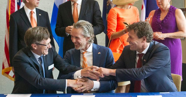 Dutch Heritage, Strong Economic Ties