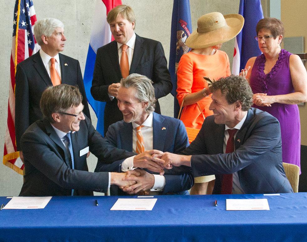 Dutch Heritage, Strong Economic Ties